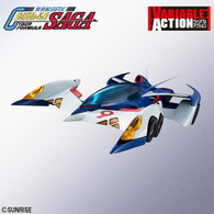 Variable Action GPX Cyber Formula SAGA Garland SF-03 (Completed)