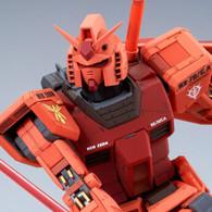 MG 1/100 RX-78/C.A Casval's Custom Gundam Ver.3.0 Plastic Model