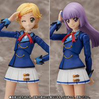 S.H.Figuarts Hyoue Sumire & Shinjo Hinaki (Winter School Uniform Ver.) Action Figure (Completed)