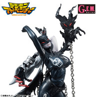 G.E.M.Series Digimon Adventure Lady Devimon PVC Figure (Completed)