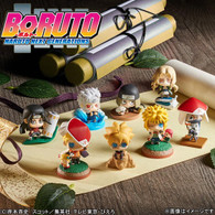 Petit Chara Land BORUTO NARUTO NEXT GENERATIONS Boruto &  Hokages