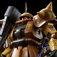 MG 1/100 MS-06R-1A Masaya Nakagawa Custom Zaku II Plastic Model
