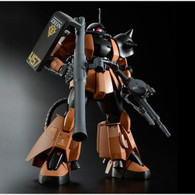 MG 1/100 MS-06R-2 Gabby Hazard Zaku II Plastic Model ( SEP 2017 )