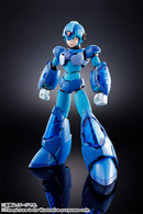 Chogokin Mega Man X GIGA ARMOR X Action Figure (Completed)