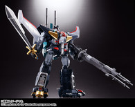 Soul of Chogokin GX-13R Dancouga (Renewal Ver.) Action Figure (Completed)