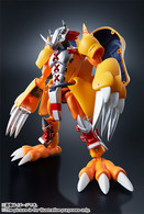 Digivolving Spirits 01 Wargreymon Action Figure (Completed)