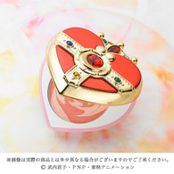 Miracle Romance Cosmic Heart Cheek Flat Style