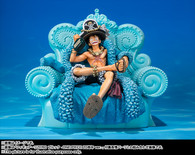 Figuarts Zero Monkey D Luffy -One Piece 20th Anniversary ver.- PVC Figure (Completed)