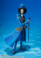 Figuarts Zero Brook -One Piece 20th Anniversary ver.- PVC Figure (Completed)