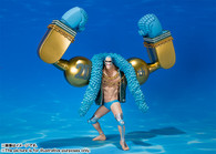 Figuarts Zero Franky -One Piece 20th Anniversary ver.- PVC Figure (Completed)