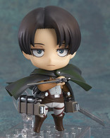 Nendoroid Levi Action Figure (Completed)