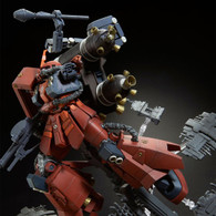 MG 1/100 High Mobility Type Zaku -Psycho Zaku- (GUNDAM THUNDERBOLT) Last Session Ver. Plastic Model