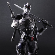 Marvel Universe Variant Play Arts Kai Deadpool X-Force ver. Action Figure (Completed)