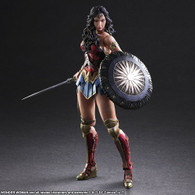 Play Arts Kai Wonder Woman Action Figure (Completed)