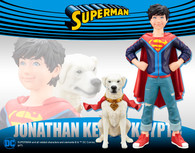 ARTFX+ Super Sons Jonathan Kent & Krypto 2 Pack 1/10 PVC Figure (Completed)