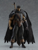 figma Guts: Black Swordsman Ver. Repaint Edition Action Figure (Completed)