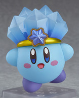 Nendoroid Ice Kirby Action Figure (Completed)