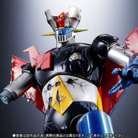 Soul of Chogokin GX-70D Mazinger Z D.C. Damaged ver. Action Figure (Completed)