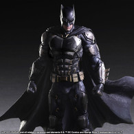 Marvel Universe Variant Play Arts Kai Batman Tactical Suit Ver. Action Figure (Completed)