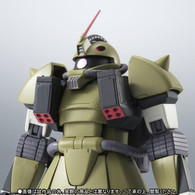 Robot Spirit SIDE MS MS-06M Zaku Marine Type ver. A.N.I.M.E. Action Figure (Completed)