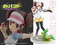 ARTFX J Rosa Mei with Snivy 1/8 PVC Figure (Completed)