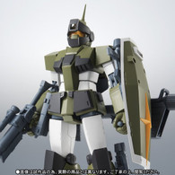 Robot Spirit Side MS RGM-79SC GM SNIPER CUSTOM ver. A.N.I.M.E. Action Figure (Completed)