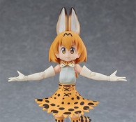 figma Serval Action Figure (Completed)
