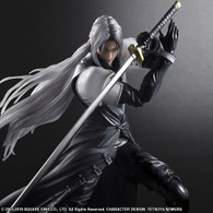 Final Fantasy VII Advent Children Play Arts Kai Sephiroth (Completed)