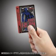 Carddass Kamen Masked Rider DEN-O Rider Ticket 10th Collection