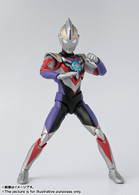 S.H.Figuarts Ultraman Orb (Spacium Zeperion) Action Figure (Completed)