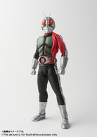S.H.Figuarts (Shinkoccou Seihou) Kamen Masked Rider New 1st Action Figure (Completed)