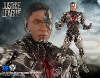 ARTFX+ Justice League Cyborg 1/10 PVC Figure (Completed)