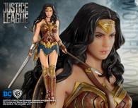 ARTFX+ Justice League Wonder Woman 1/10 PVC Figure (Completed)