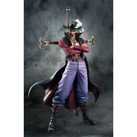 Portrait.Of.Pirates Excellent model One Piece NEO-DX Hawk-Eye Dracule Mihawk Ver.2