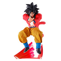 Dimension Of DRAGONBALL Over Drive Super Saiyan 4 Son Goku PVC Figure (Completed)