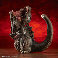 Default Godzilla(2016) Third form PVC Figure (Completed)
