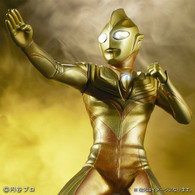 Toho Large Monster Series ULTRA NEW GENERATION Glitter Tiga PVC Figure (Completed)
