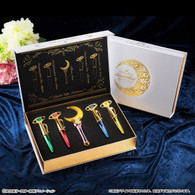 Petit Chara! Pretty Guardian Sailor Moon Stick&Rod~Light Up Edition~