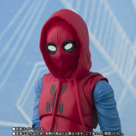 S.H.Figuarts Spider-Man (Home Made Suit ver.) Action Figure (Completed)
