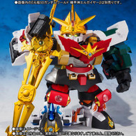 GANSO SD Gundam World FIVE KIKOUSHIN SET