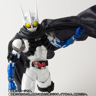 S.H.Figuarts (Shinkoccou Seihou) Kamen Masked Rider Eternal Action Figure (Completed)