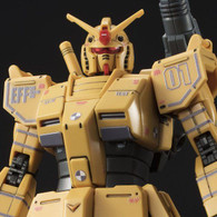 HG 1/144 Gundam Local Type (Roll Out Colors) Plastic Model