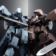 HG 1/144 Graze (Ground Battle Custom) Set Plastic Model
