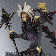 Figuarts Zero .hack//Figuarts Haseo 3rd Form BLACK PVC Figure (Completed)