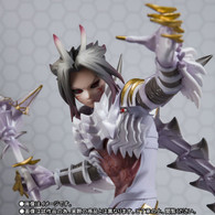 Figuarts Zero .hack//Figuarts Haseo 3rd Form WHITE PVC Figure ( IN STOCK )
