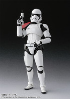 S.H.Figuarts First Order Stormtrooper (The Last Jedi) Special Set (Completed)