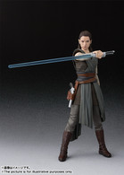 S.H.Figuarts Rey (The Last Jedi) Action Figure (Completed)