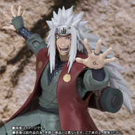 S.H.Figuarts Jiraiya Action Figure (Completed)