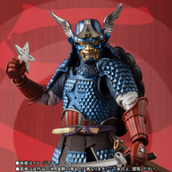 Meisho MANGA REALIZATION Iron Samurai Captain America Action Figure (Completed)