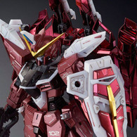 MG 1/100 Justice Gundam (Special Coating Ver.) Plastic Model